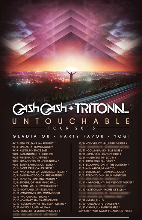house of blues boston events cash cash tritonal house of blues boston boston ma tickets