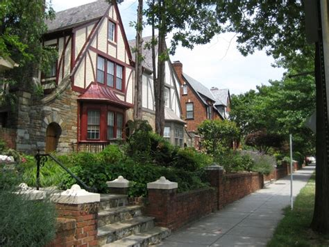 Tudor House Dc | cathedral heights urbanturf guides