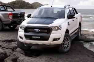 new ford ranger fx4 revealed
