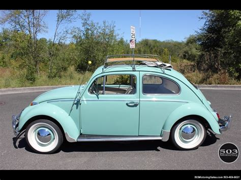 vintage volkswagen sedan 1963 volkswagen beetle classic ragtop 4 speed manual 2