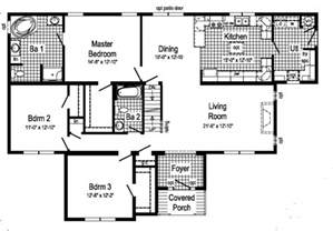 Bedroom Floor Plan With Measurements by Advice On Modular Home Additions From The Homestore Com Blog