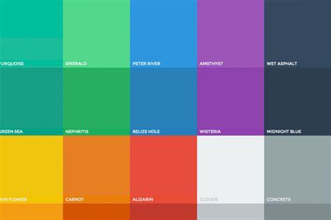 flat color picker flat design de volta a palheta de 256 cores parte ii
