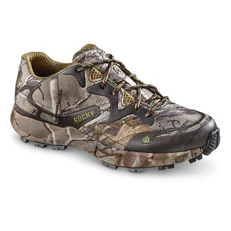 realtree shoes rocky broadhead outdoor shoes realtree xtra 662885