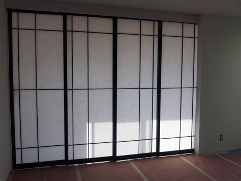 Wall Room Divider Fancy Sliding Wall Room Divider With Steel Frame Mixed White Frosted Glass Panel Combination
