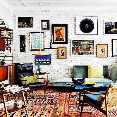 bright dash of wall color in an eclectic living room large throws accent colors and oriental on pinterest