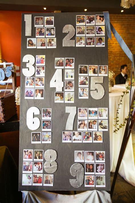 photo table mariage plan de table mariage photos mariage plan de table