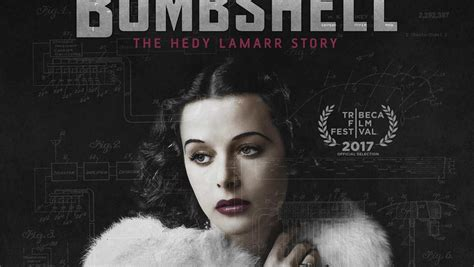 latest movies 2017 bombshell the hedy lamarr story by nino amareno bombshell the hedy lamarr story trailer 2017