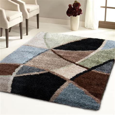 rug for rugs area rugs carpet flooring area rug floor decor modern shag rugs sale new ebay