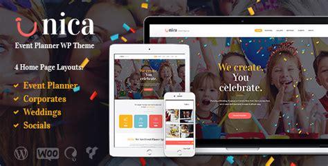 themeforest listingpro unica v1 1 event planning agency theme 24x7themes