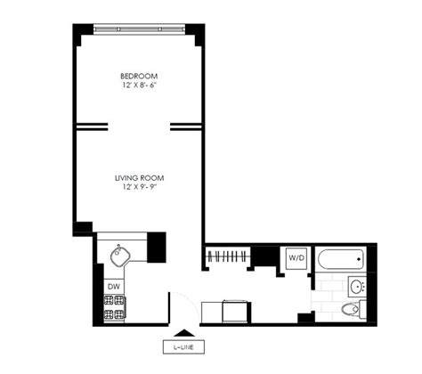 1 of 8 floor plan 963 columbus avenue 788 columbus avenue apartments new york ny apartments