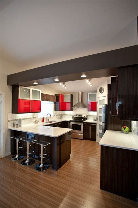 small modern kitchen ideas 187 design and ideas corner pantry layout ideas of small u shaped kitchen