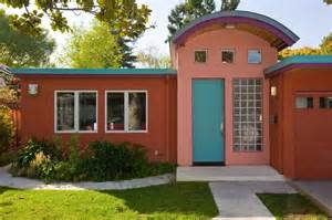 Eichler Style Home by Palo Alto Eichler Style Home Remodel With Color Standing