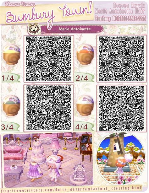 acnl qr code hair the 836 best images about animal crossing qr on pinterest