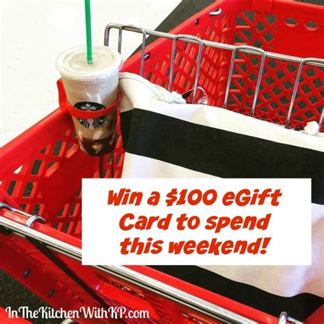How To Use Target E Gift Card In Store - it s fall y all time for another 100 target e gift card giveaway in the kitchen