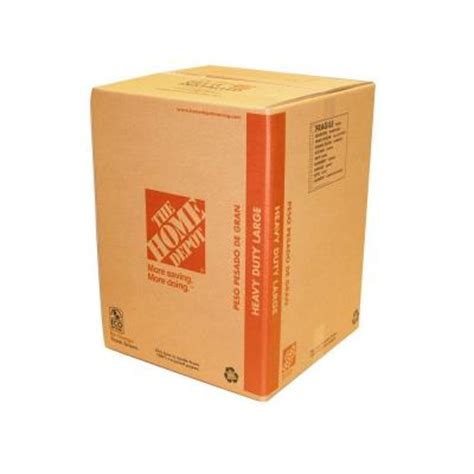 Home Depot Small Moving Box Dimensions The Home Depot 18 In X 18 In X 24 In 65 Lb Capacity