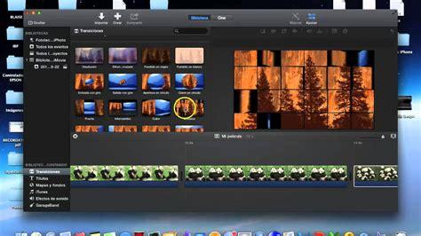 tutorial on imovie 2014 como crear tu propio video tutorial imovie 10 0 3 youtube