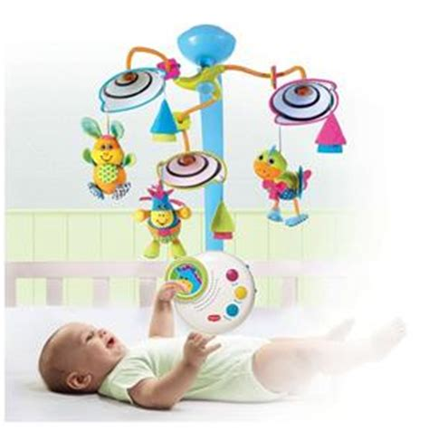 Musical Baby Crib Mobile New Tiny Classic Developmental Mobile Nursery Crib Baby Motion Ebay