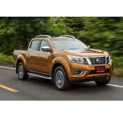 2016 Nissan Navara Unveiled  Parkers