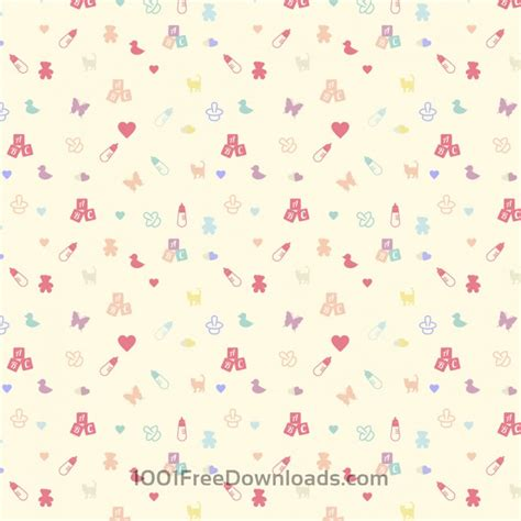 Cute Pattern Passwords | free vectors cute baby pattern abstract