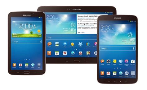 Tab Samsung Feb by Three Samsung Galaxy Tab 4 Tablets To Be Revealed On