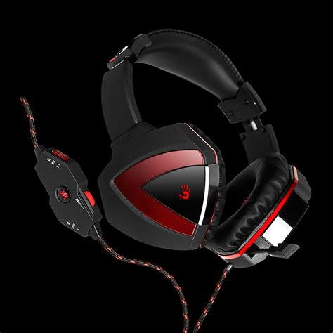 Bloody Gaming Headset G501 aquapc quality computers a4tech bloody gaming headset