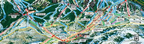 snowmass trail map snowmass winter and summer trail maps