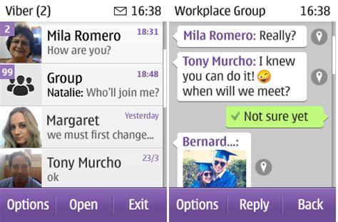 free viber for mobile viber for symbian