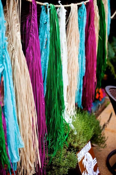 Events That Sparkle A Luau Grass Ribbon Skirts Just D Sparkles And Cookies