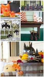 Halloween Decorating Blogs Halloween Sneak Peek Crafty Outdoor Decorating Ideas