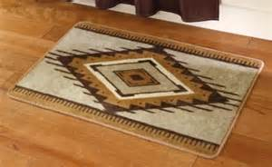 Southwestern Bathroom Rugs Southwestern Decor Style Bath Mat Rug New Ebay