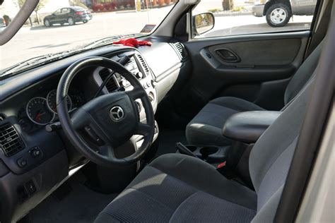 2004 mazda tribute interior pictures cargurus