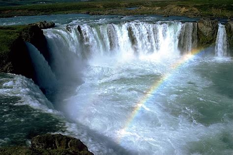 ijsland nigeria waterfalls of gods iceland images n detail xcitefun net