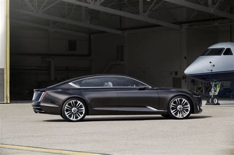 Cadillac Escala Concept Photos Specs Reveal Gm Authority