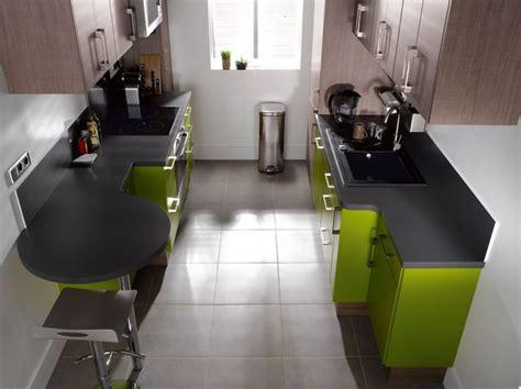 plan cuisine en parall鑞e implantation cuisine type id 233 al tout sur les cuisine en