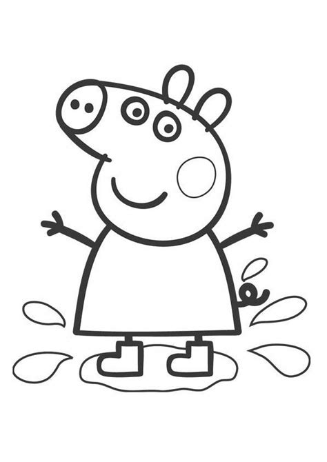 colouring pages peppa pig print http www kidslikecoloringpages com coloring pages peppa