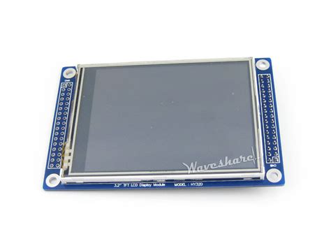 Lcd Touchscreen hy32d 3 2inch 320x240 touch lcd screen lcm graphic tft lcd display module rev c