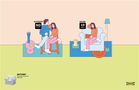 Ikea Services Ikea Print Advert By Iris Boyfriend Ads Of The World