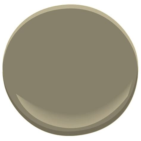 benjamin crownsville gray grayed out green with gold undertones paint hues color