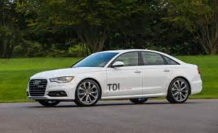 Audi A6 S Line Tdi Car And Driver