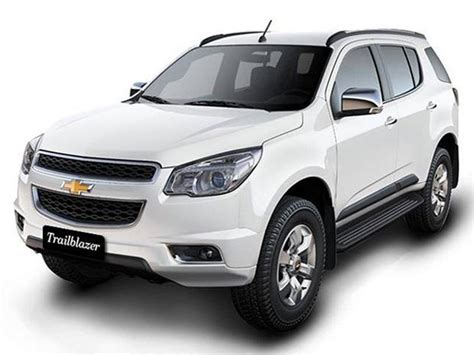 Chevrolet Trailblazer Cover Bodypenutup Mobil harga review dan rating 2016 chevrolet trailblazer