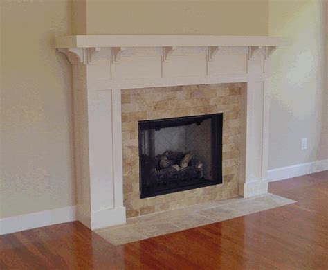 Drywall Brick Fireplace by Fireplace Framing