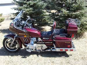 1982 Honda Goldwing 1982 Honda Gold Wing 1100