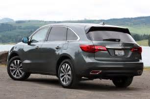 Acura Mdx Used 2014 2014 Acura Mdx Drive Photo Gallery Autoblog