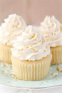 Cupcakes In Moist Vanilla Cupcakes And Sugar