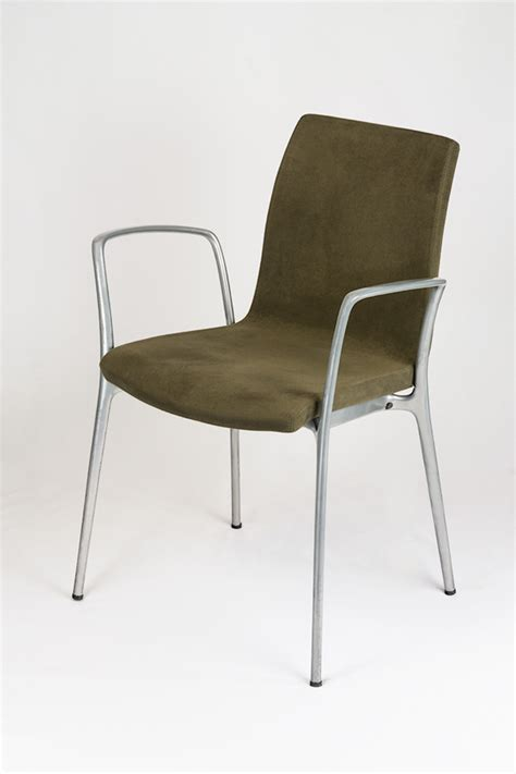 sillon y cia alquiler de sill 243 n presidencia tapizado gris forum casagay