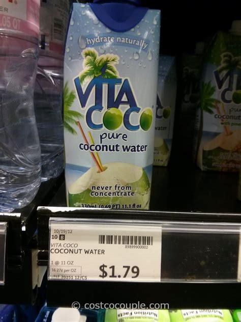 vita food vita coco coconut water costco vs whole foods