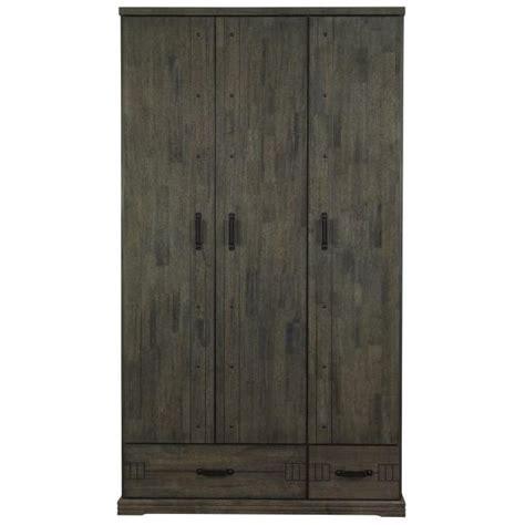 Industrial Style Wardrobe by Spark Industrial Style 3 Door Wardrobe Bedroom Furniture