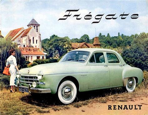 1954 renault fregate autres vehicules other vehicles
