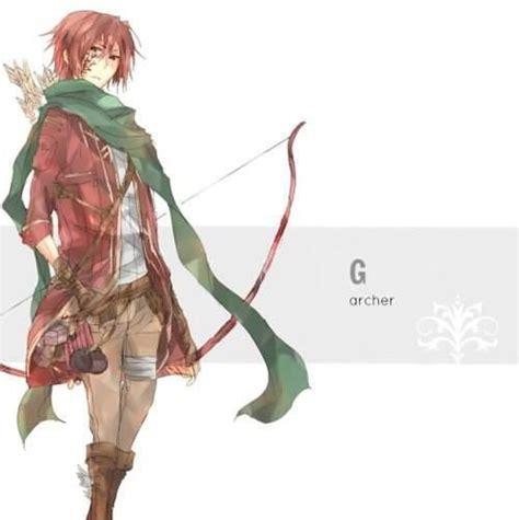 Katekyo Hitman Reborn - G as a RPG character. love it ... G Reborn