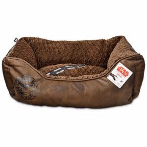 Chewbacca Pillow Pet by Snoozer Cave Bed Puppy Supplies